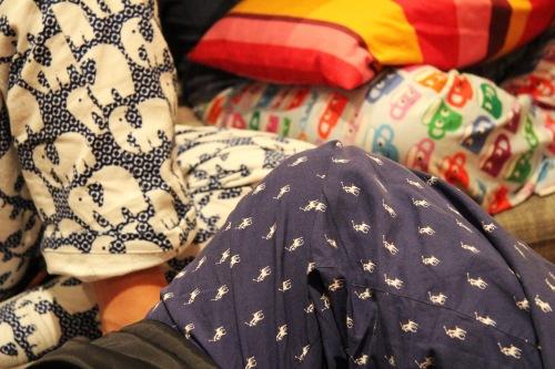 Friday night pyjamas